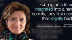Yasmina Filali reçoit en Suisse le Prix 2016 de l'entrepreneur