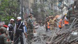Τουλάχιστον 23 οι νεκροί από την κατάρρευση διάβασης στην