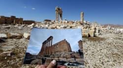 Syrie: le groupe EI a dévasté les plus belles ruines de