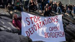 Turquie: arrivée du premier ferry de migrants renvoyés de