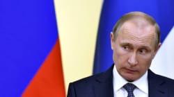 Vladimir Poutine ordonne à son gouvernement l'ouverture d'une enquête suite au crash d'un avion