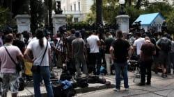 Η οικονομική κρίση της Ελλάδας και τα διεθνή μέσα