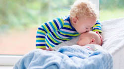 Why Children Misbehave When a New Baby Arrives - and How to