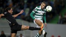 Slimani inscrit un doublé et dépasse la barre des 50 buts avec Sporting
