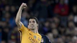 Le doublé de Luis Suarez qui offre la victoire au Barça face à