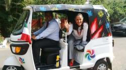Meet H.E. Melba Pria, The Mexican Ambassador Who Rides In