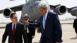 Ιράκ: Αιφνιδιαστική επίσκεψη του υπουργού Εξωτερικών των ΗΠΑ Τζον Κέρι στη