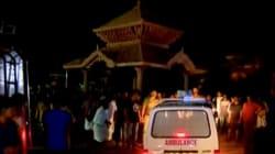 Πολύνεκρη τραγωδία σε ναό στην Ινδία. Εκατοντάδες οι