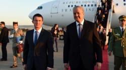 Manuels Valls: l'amitié entre l'Algérie et la France