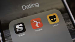 Ding Dong Bell, Gay Dating Apps Are