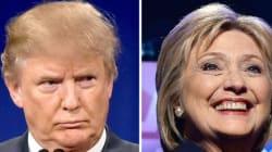 Clinton et Trump: amis ou ennemis