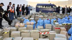 Plus de 9 tonnes de drogue et de cigarettes de contrebande détruites à