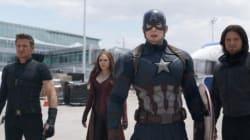 '캡틴 아메리카: 시빌 워'를 본 미국 영화평론가들의