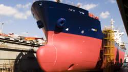 대우조선, 삼성중은 단 한 건의 선박도 수주하지