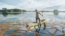Ο φανταστικός κόσμος του Erik Johansson: Φωτογραφικές οφθαλμαπάτες που κάνουν το