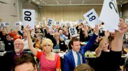 노르웨이 국교회, 동성결혼을