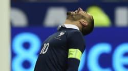 Benzema annonce qu'il n'est pas sélectionnable pour