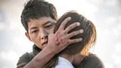 중국에서 '태양의 후예' 영화가