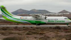 Atterrissage en urgence d'un avion à