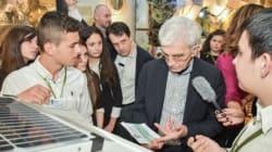 Ο Γ. Μπουτάρης θέλει για τη Θεσσαλονίκη κάδο ανακύκλωσης που κατασκεύασαν