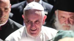 Στην Λέσβο ο Πάπας Φραγκίσκος σε μια ιστορική επίσκεψη συμβολικού