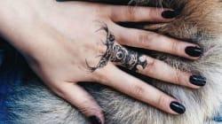 L'appli qui permet de tester un tatouage avant de se