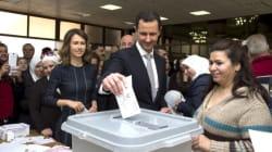 Syrie: le parti d'Assad vainqueur sans surprise des