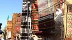 Le tapis de pure laine, principale vedette de la fête nationale du tapis à