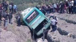 60 blessés dans un accident d'autocar à Taounate