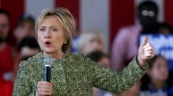 힐러리 클린턴이 어디를 가든 꼭 들고 다니는