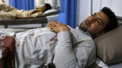 아프간 수도 카불에서 자살 폭탄 공격으로 28명이