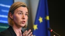 L'Union Européenne ne reconnaît pas l'occupation du Golan par Israël, rappelle