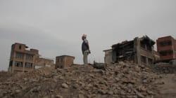 네팔 대지진 후 1년이 지났지만 상황은