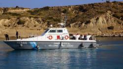 Προσάραξη φορτηγού πλοίου βόρεια της
