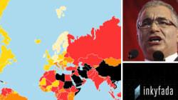 En Tunisie, le rapport de RSF salue le média Inkyfada et dénonce les plaintes pour