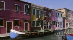 Μπουράνο: Το χρωματιστό νησί της