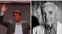 Et si Mahmoud Darwich et Charles Aznavour étaient