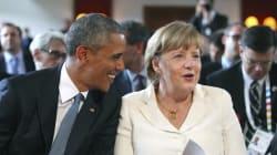 Στήριξη Ομπάμα - Μέρκελ στην υλοποίηση της