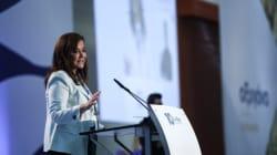 Μπακογιάννη: «Το επόμενο συνέδριο θα έχει πρωθυπουργό τον Κυριάκο