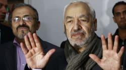 Rached Ghannouchi victime d'un accident de