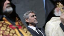 Στο Γερεβάν για να τιμήσει την 101 επέτειο από τη Γενοκτονία των Αρμενίων ο Τζορτζ