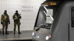 Un mois après les attentats de Bruxelles, la station de métro Maelbeek a