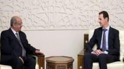Bachar al-Assad reçoit Abdelkader