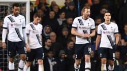 Premier League: Tottenham se rate, Leicester proche du