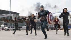 '캡틴 아메리카: 시빌워' 오늘 중 300만