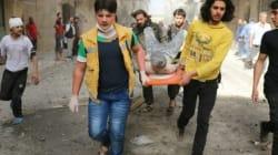Intensification des bombardements en Syrie, 25 morts à