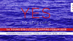 Λέμε «ναι» στη ναυτιλία με το Yes Forum (Young Executives Shipping