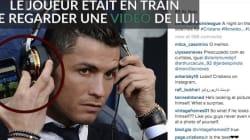 Qui a dit que Cristiano Ronaldo est