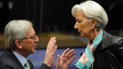 Ο λόγος για το «ξέσπασμα» Γιούνκερ και το ΔΝΤ «που θέλει να διαλύσει την