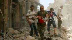 Pour les habitants d'Alep, la trêve en Syrie est